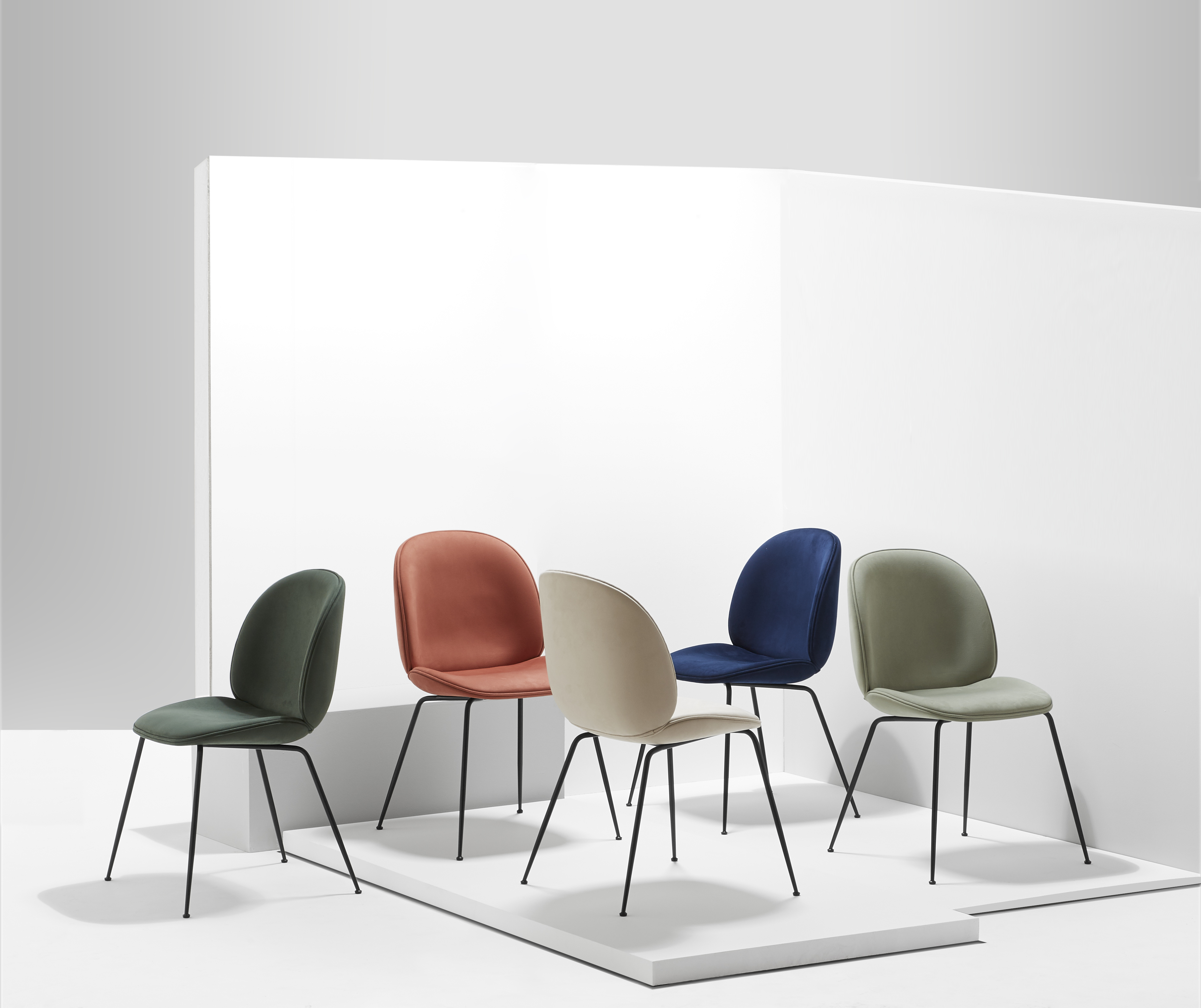 The Iconic Gubi Beetle Chairs Get A Modern Update Livingetc