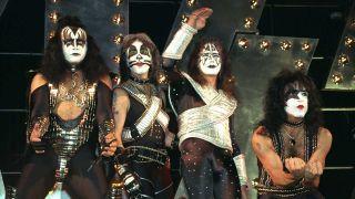 Kiss press conference