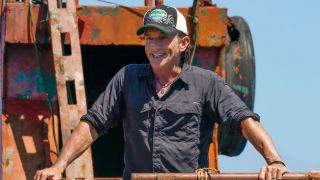 'Survivor' host and EP Jeff Probst