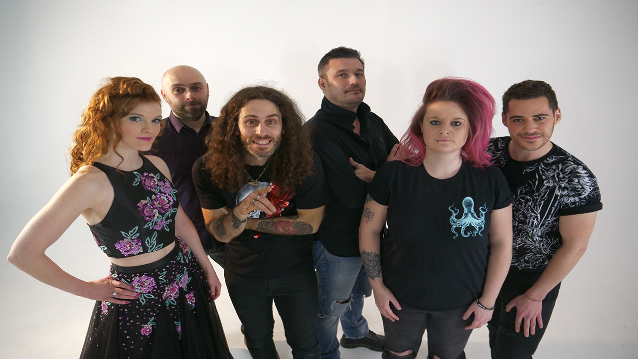 ZIO premiere new video for Wings with Prog...
