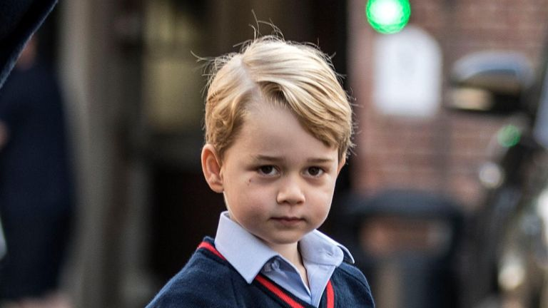 Prince George's 'normal' childhood has helped to preserve his humility, according to a royal expert