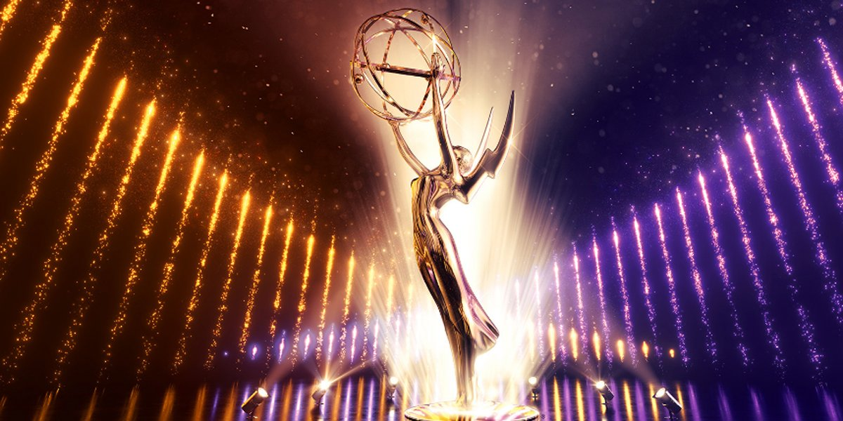 2019 Emmy statue.