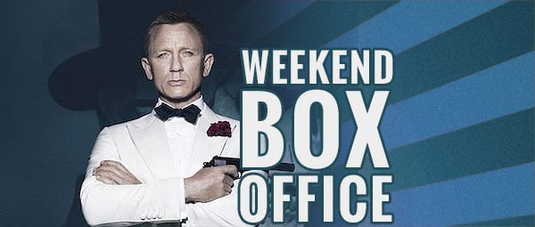 Weekend box office spectre and the peanuts movie get - Movie box office results this weekend ...