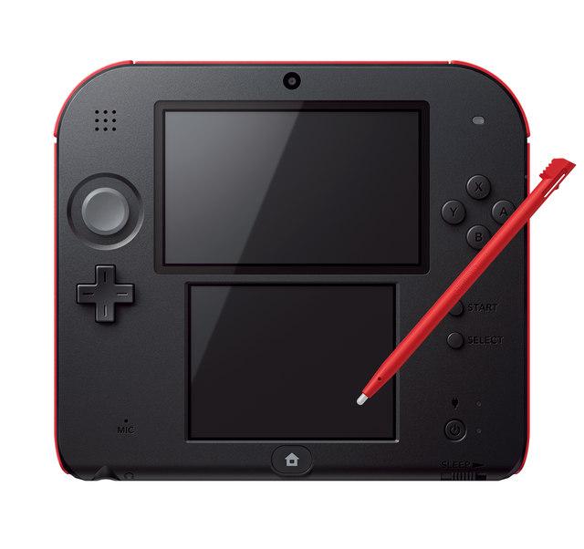 Nintendo 2DS Launching Alongside Pokemon X And Y #28584
