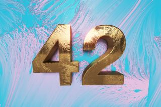 42 is not just a number.It is a way of life.