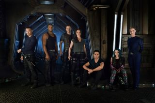 'Dark Matter' Group Photo