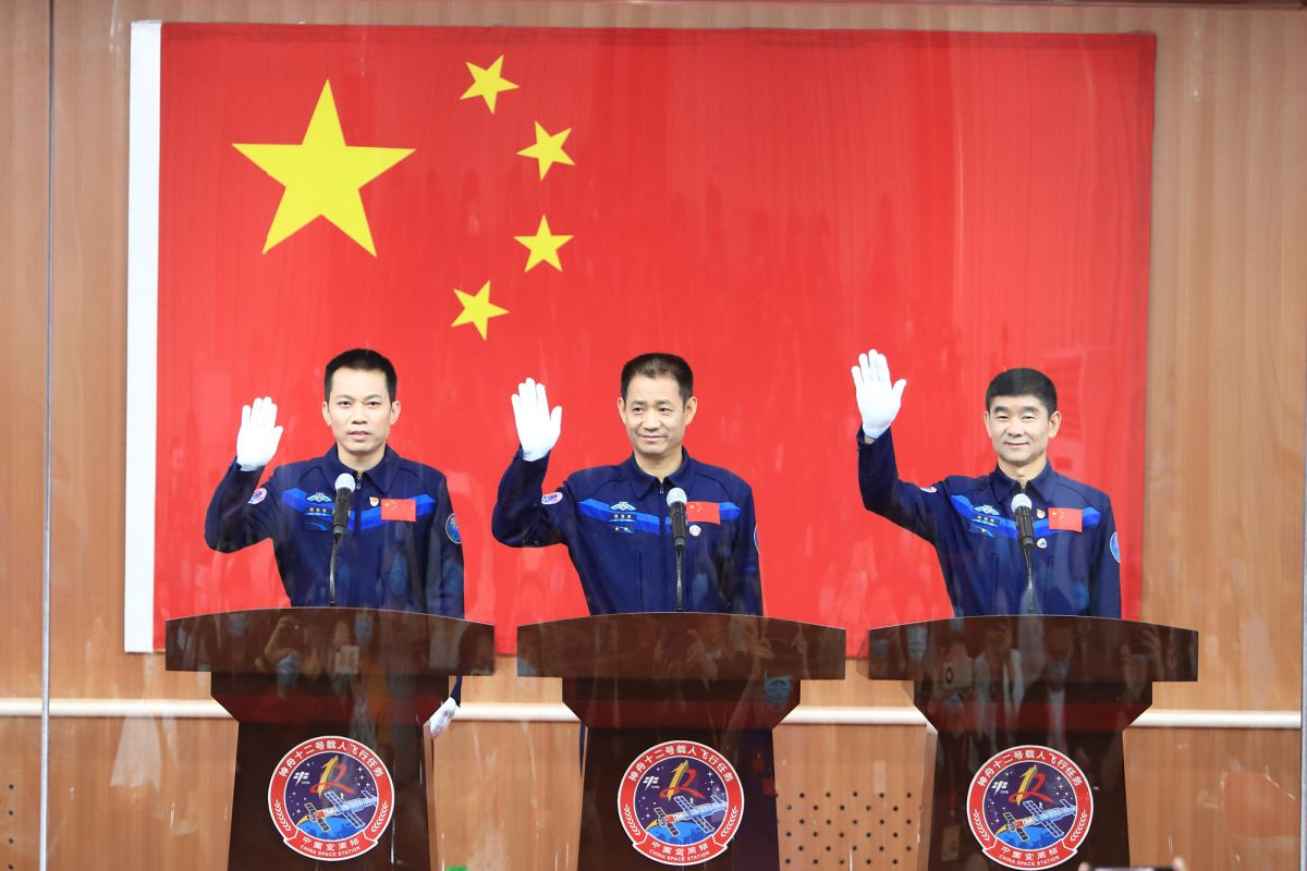 Tiangong: astronauts are working on China's new space station � here's what to expect