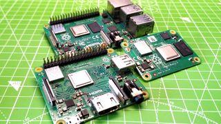 Comparison of Raspberry Pi 4 Model B, Raspberry Pi 3A+ and Compute Module 4
