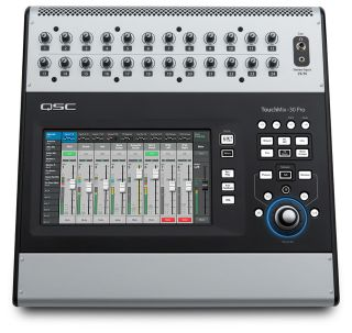 QSC Adds Automatic Microphone Mixing to TouchMix-30 Pro