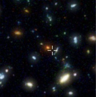 Elusive Galaxy HDF850.1