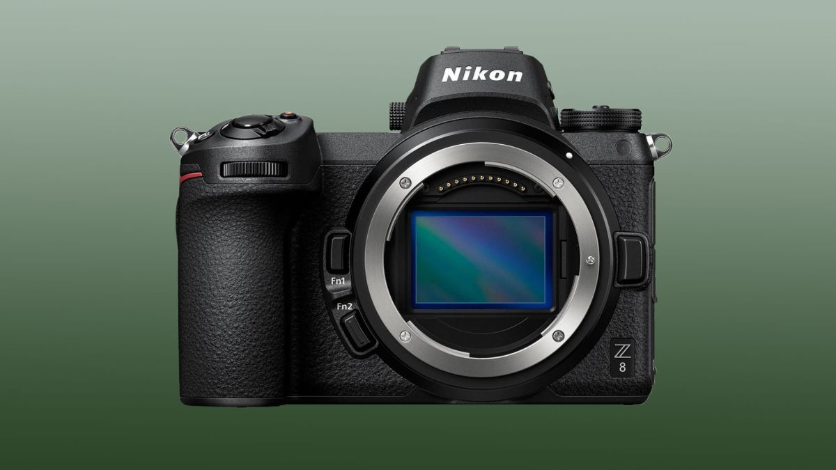 Nikon Z8 AND Nikon D880 will reportedly share the same 60MP sensor