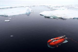Nereid Under Ice Vehicle