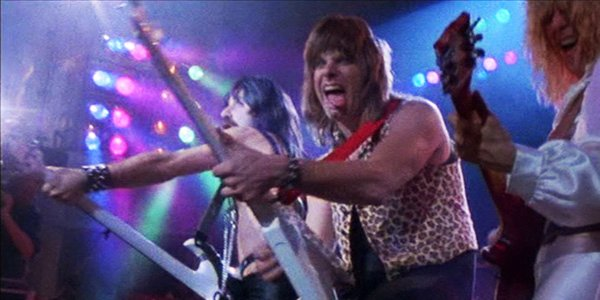 This iS Spinal Tap Christopher Guest On Guitar