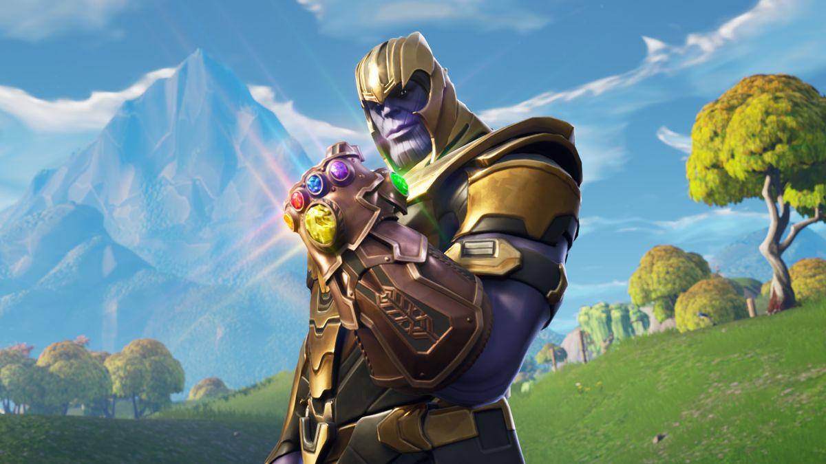 We Love Fortnite Twitter Fortnite Thanos Event Begins Next Week With New Rewards Gamesradar
