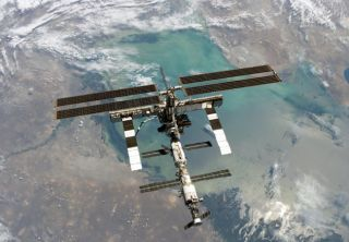 NASA Astronauts Hail Space Station's Fifth Year