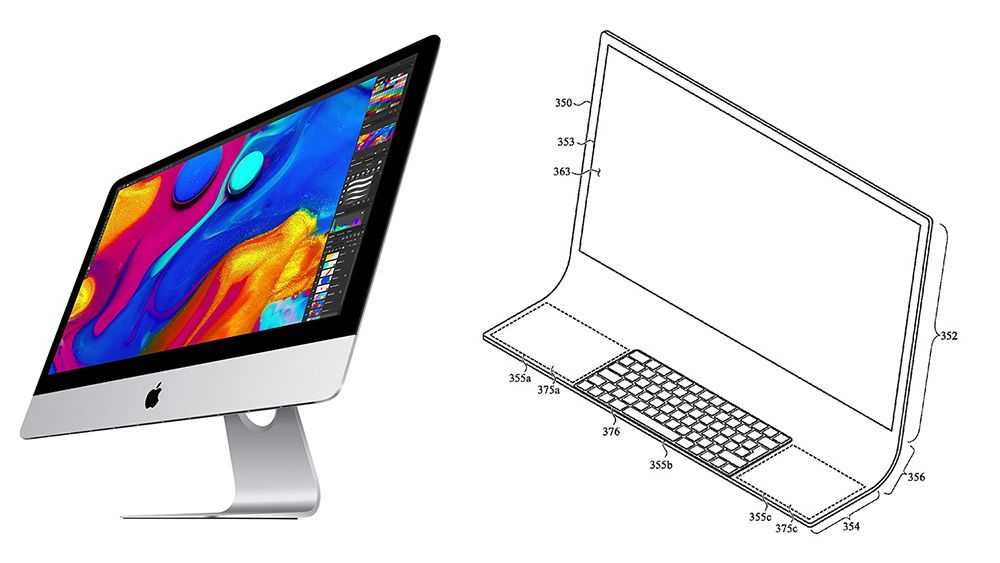 Apple iMac could be getting a VERY futuristic new look