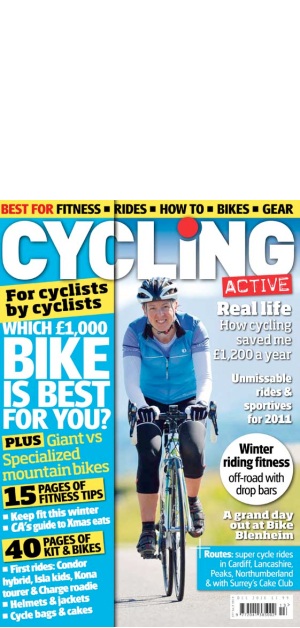Cycling Active Cover Dec 2010