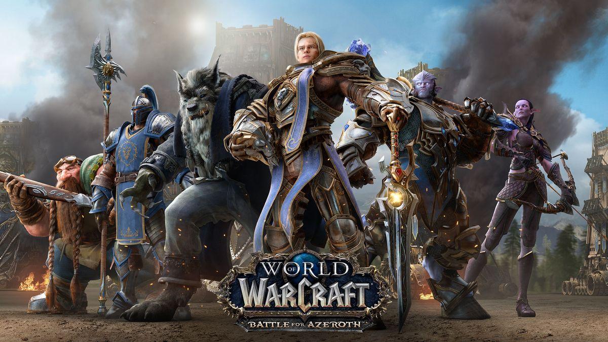 Resultado de imagen para world of warcraft alliance races