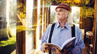 Global warming is real. Life is short. Love works. Racists are stupid. These are just some of the things that shape David Crosby's world view