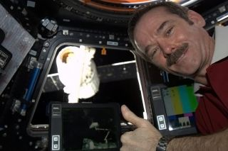 Chris Hadfield and the Dragon