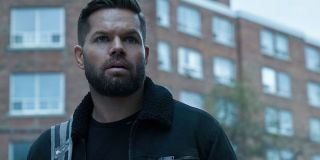 Wes Chatham in Amazon's The Expanse