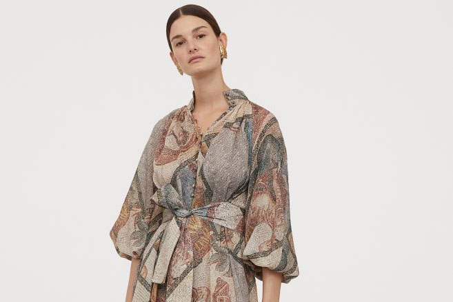 H&M's new Conscious Exclusive range has launched and features so many gorgeous pieces
