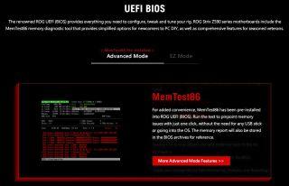 Asus ROG Z590 Motherboard