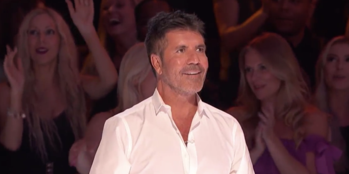 Simon Cowell Is All Over America's Got Talent's Celebration Of Howie Mandel
