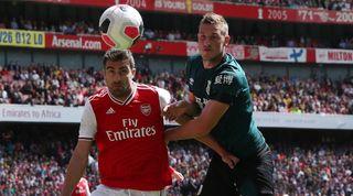 Sokratis Arsenal