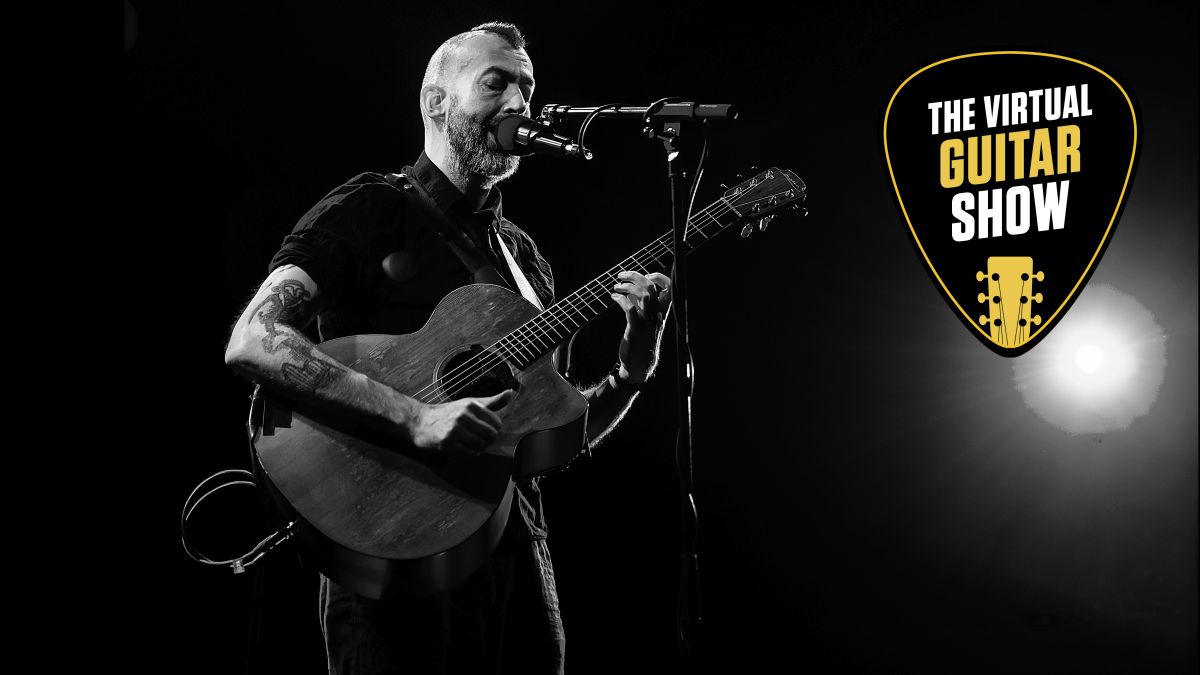 Exclusive Virtual Guitar Show lesson: Jon Gomm teaches you how to play his song Cocoon