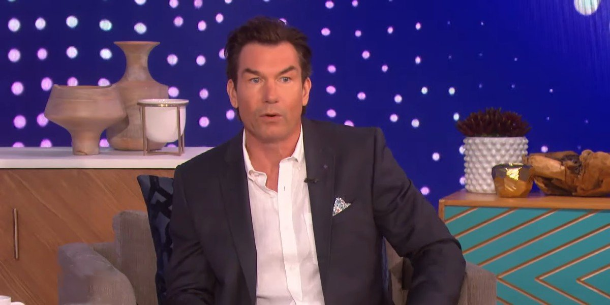 Jerry O'Connell sharing his excitement over joining The Talk permanently