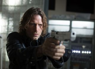 Vice - Thomas Jane stars as rogue cop Roy in this sci-fi thriller