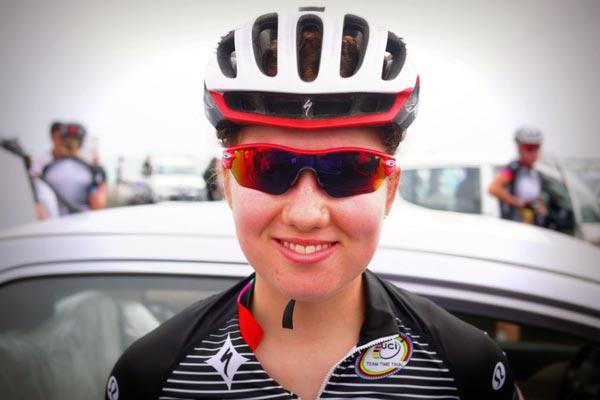 Katie Colclough, Ladies Tour of Qatar 2013