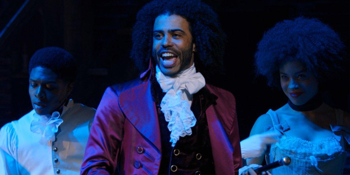 Hamilton Daveed Diggs as Thomas Jefferson