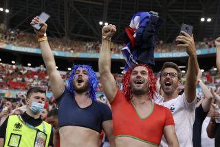 Hungary Portugal France Euro 2020 Soccer