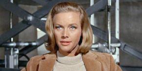 Iconic Bond Girl Honor Blackman Aka Pussy Galore Dies At 94