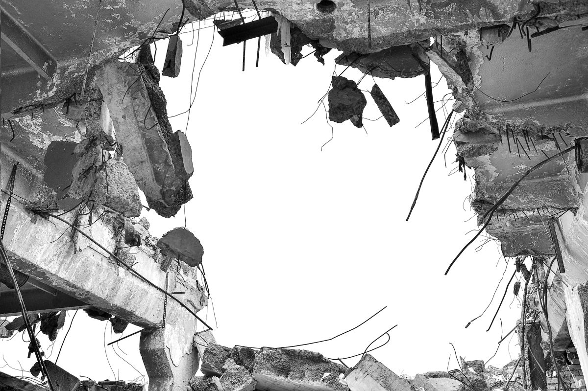 Watch Concrete Explode As Scientists Probe Weird Phenomenon