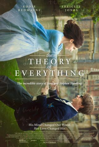 """The Theory of Everything"" Movie Poster"