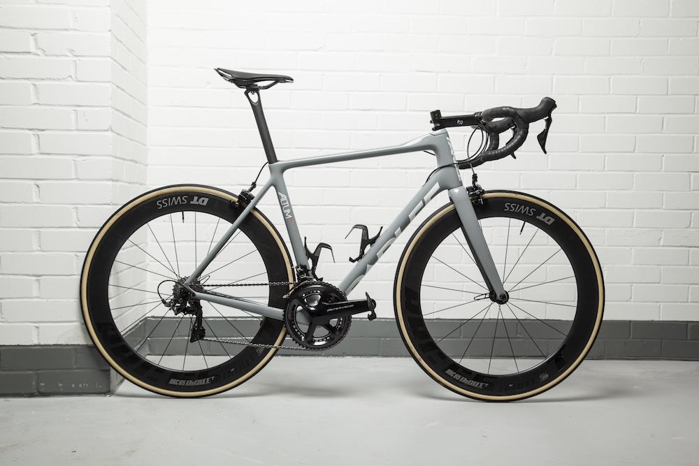 Parlee Altum-R review - Cycling Weekly