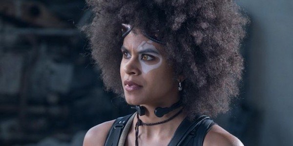 Domino in Deadpool 2