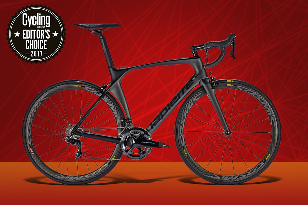 d3e8b3a69c4 Lapierre Aircode aero road bike review - Cycling Weekly