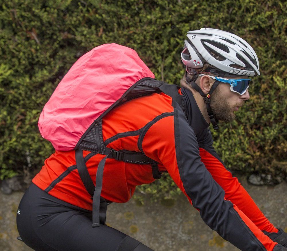 Rapha Backpack review