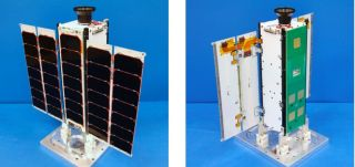 Planetary Resources' Arkyd 3 CubeSat