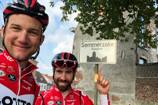 'The Final Breakaway' – Thomas De Gendt and Tim Wellens finish epic 1000km adventure ride