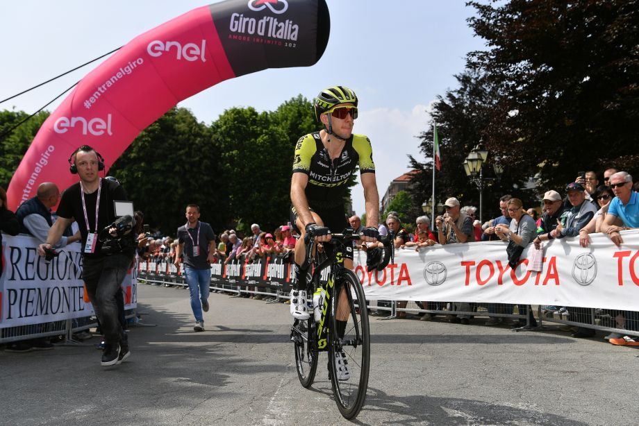 'We're not here to make excuses, Yates couldn't follow', says Mitchelton-Scott director