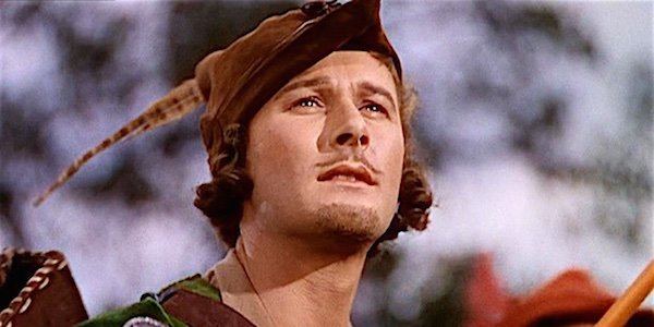 errol flynn robin hood movie