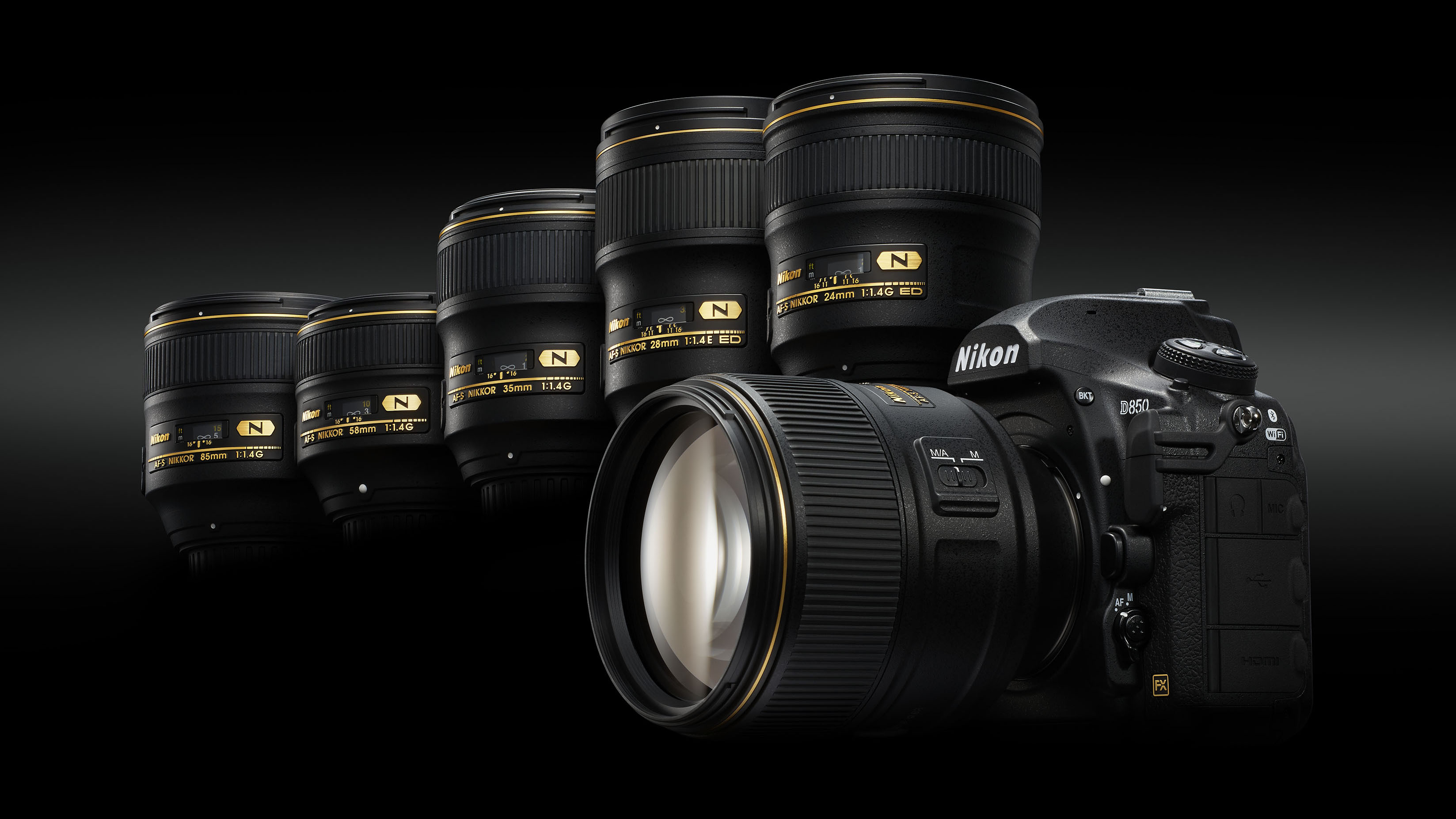 using prime lenses