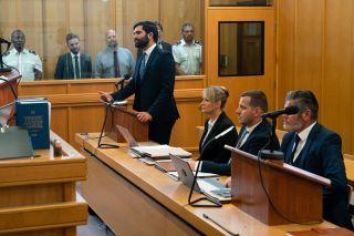 Coronation Street Spoilers: David Platt is refused bail at his court hearing