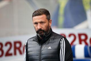 Rangers v Aberdeen – Ladbrokes Scottish Premieship – Ibrox Stadium