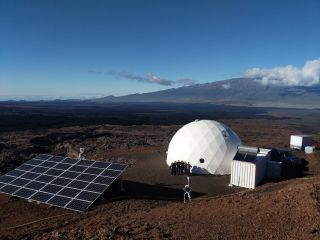 An all-woman Mars analog crew just 'returned to Earth' in Hawaii